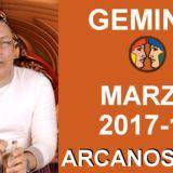 HoroscopoArcanos - GEMINIS MARZO 2017-12 al 18 Mar 2017-ARCANOS.COM Cover Art
