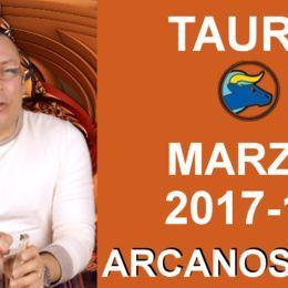 HoroscopoArcanos - TAURO MARZO 2017-12 al 18 Mar 2017-ARCANOS.COM Cover Art