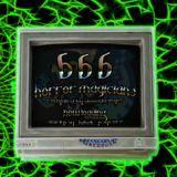 Horrordelic - 666 - Horror Magicians Cover Art