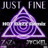 Hot Bazz - Just Fine (Hot Bazz Remix) Cover Art
