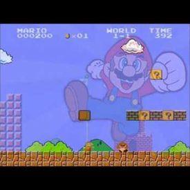 Super Mario Bros- remix