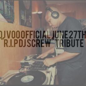 "June 27th ""R.I.P Dj Screw"" Tribute"