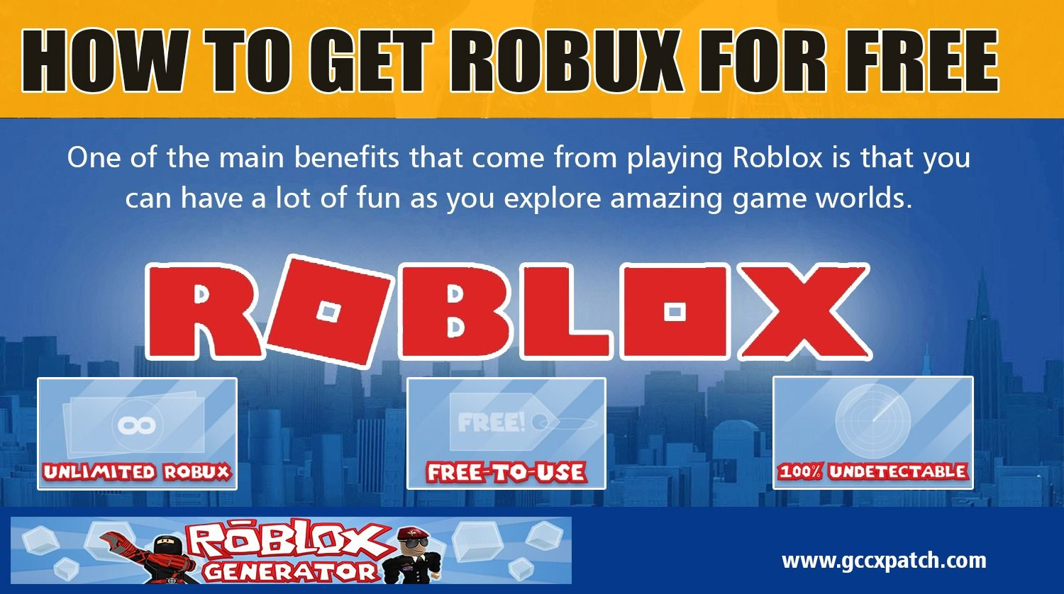 How to Get Free Robux by howtogetfreerobux from howtogetfreerobux