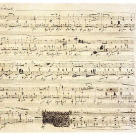 """Chopin: Prelude No.15 in D, Op. 28/15, """"Raindrop"""""""