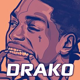 Kodak Black Type Beat | Trap R&B instrumental | Drako (Prod. Hussam Beats)