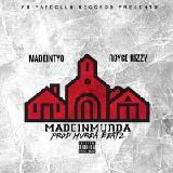 Hustle Hearted - MadeInMurda EP Cover Art