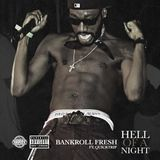 Hustle Hearted - Hell Of A Night Cover Art