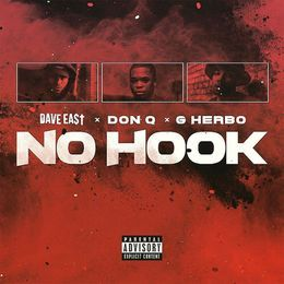 Hustle Hearted - No Hook Cover Art