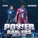 Hustle Hearted - Power Rangers Cover Art