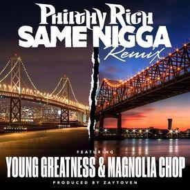 Same Nigga Remix