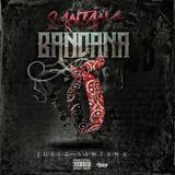 Hustle Hearted - Santana Bandana Cover Art