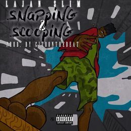 Hustle Hearted - Snapping & Scooping Cover Art