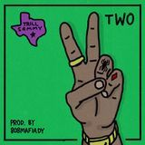 Hustle Hearted - TWO Cover Art