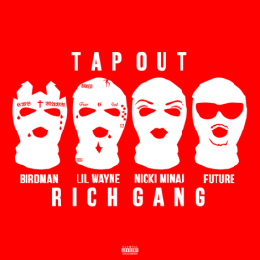 hustlemania - Tapout Cover Art