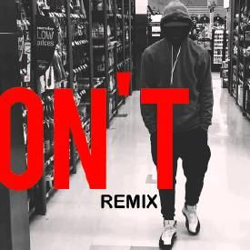 Don't (Remix) ft. @HustleVision & Sevyn Streeter