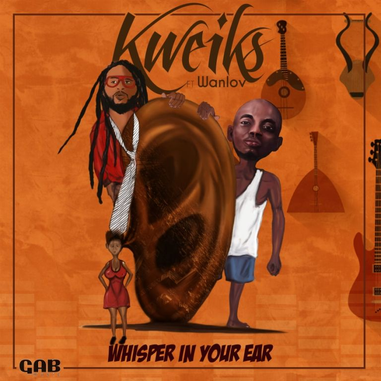 "Kweiks - ""Whisper In Your Ear"" ft. Wanlov The Kubolor ..."