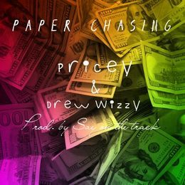 I AM Pricey - Paper Chasing Cover Art