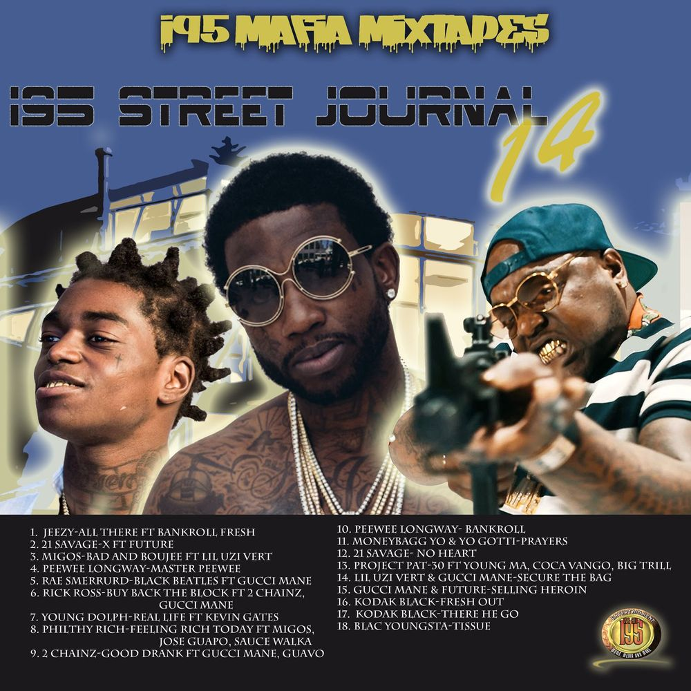 17607155d22 Various Artists - I95 Street Journal Vol 14 - High-quality Stream ...