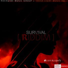 survival Riddim intrumental-[Rockwide music group]