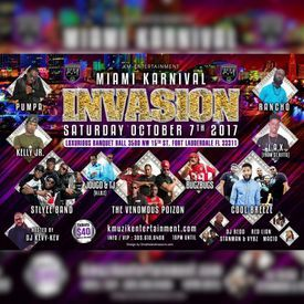 @ Miami Carnival Invasion (Snippet Pt 3)