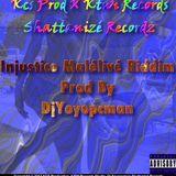DJYOYOPCMAN BEATMAKER SHATTANIZE - Pussy Dem Remix{Injustice Malélivé Riddim Prod By DjYoyopcman} Diss Bizon Cover Art