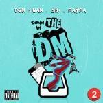 D.C Don Juan - Down Intha DM (Freestyle) Cover Art