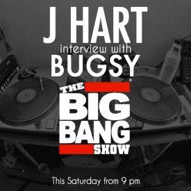 DJ J HART - J HART x BUGSY Cover Art