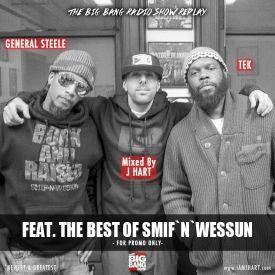 DJ J HART - Newest & Greatest (BBS Replay) Cover Art