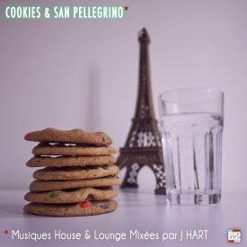 DJ J HART - COOKIES & SAN PELLEGRINO Cover Art