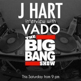 DJ J HART - J HART x VADO Cover Art
