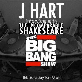 DJ J HART - BBS RADIO SHOW REPLAY 07.13.13 Cover Art