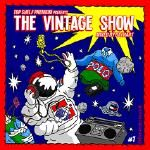 DJ J HART - The Vintage Show Vol. 1 Cover Art
