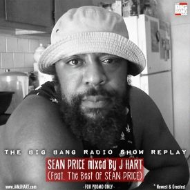 DJ J HART - Best Of Sean Price #BBS REPLAY Cover Art