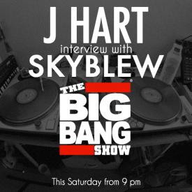DJ J HART - J HART x SKYBLEW Cover Art