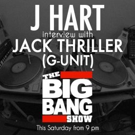 DJ J HART - J HART x JACK THRILLER (G-UNIT) Cover Art