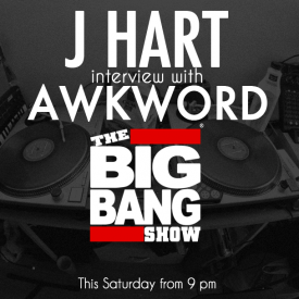 DJ J HART - Big Bang Show Replay - Sept. 21 2013 Cover Art