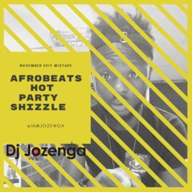 AFROBEATS HOT PARTY SHIZZLE (The Mixtape)