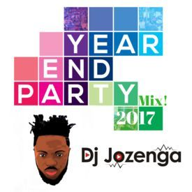 YEAR END PARTY MIX 2017