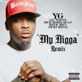 My N*gga Remix
