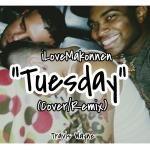 Travis Wayne - Tuesday (CoverRemix) Cover Art