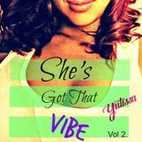 IamYulissa - She's Got That Vibe Vol 2 (clean) Cover Art