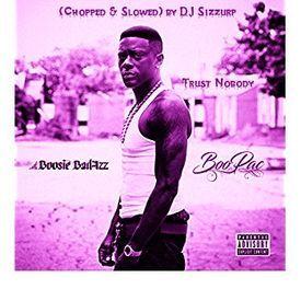 """Boosie Badazz - """" Trust Nobody """" (Chopped & Slowed) by DJ Sizzurp"""