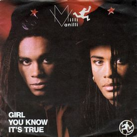 Milli Vanilli - Girl You Know It'S True (Maxi Version - Super Club Mix)-