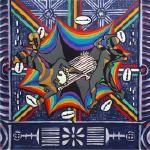 IFÁ - I.F.Á. Afrobeat + Okwei V. Odili EP Cover Art