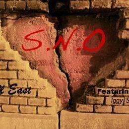 Iggy Sean - S.N.O. Feat. Iggy Sean Cover Art