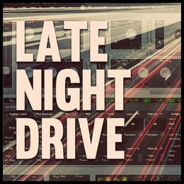 DJ HART ATTACK - LATE NIGHT DRIVE MIX (HIP-HOP/ R&B) Cover Art