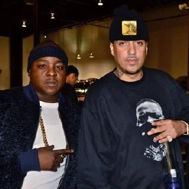 FRENCH MONTANA ft. Jadakiss - '88 Coupes'