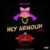 iDjTino - Hey Arnold (Remix) Cover Art
