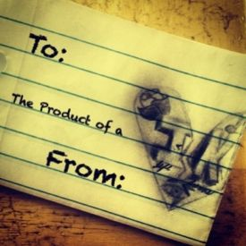 I.K. - The Product of a Broken Heart EP Cover Art
