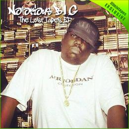 iLLmixtapes.com - Notorious BIG - The Lost Tapes Cover Art